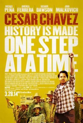 cesar chavez movie poster