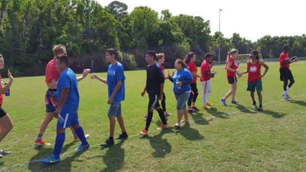 AMA soccer game 2015